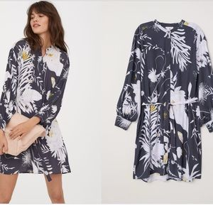 Anna Glover x H&M floral shirt